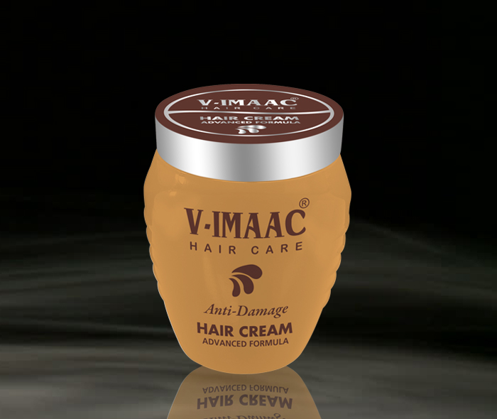 Hair Cream Anti Damage